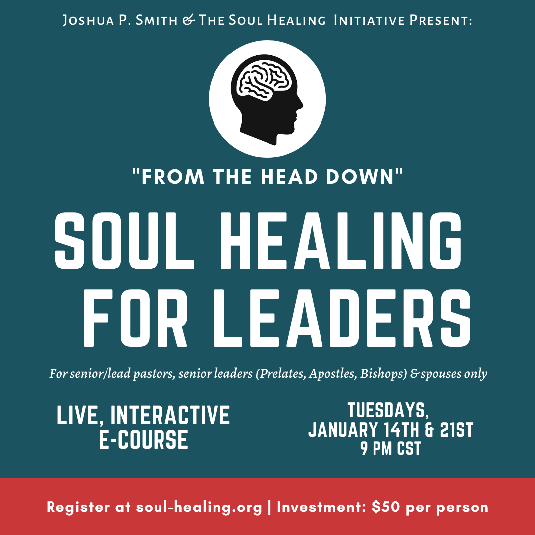 soul healing for leaders2020